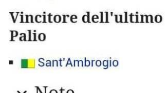 """""""Sant'Ambrogio ha vinto il Palio di Legnano"""": Wikipedia cambia il vincitore finale"""