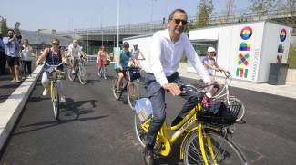 Il Decumano si raggiunge in bici: è la magia delle Vie d'acqua Nord