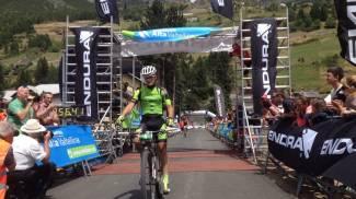 Montain Bike, Medvedev oro in Valtellina