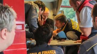 Elicottero scomparso in Valtellina: si spera nei cellulari per localizzare i tre dispersi