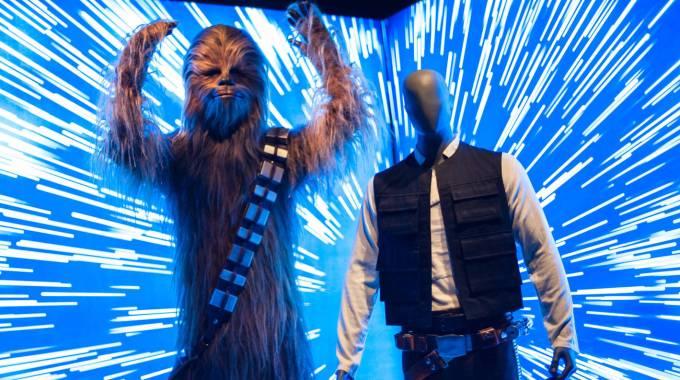 Star Wars 7, ecco i costumi originali in mostra a New York