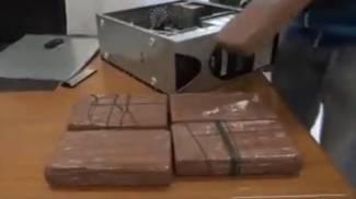 Cocaina dal Brasile nascosta nei computer, arrestati sette narcotrafficanti
