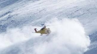 Valanga a Foppolo, salvi cinque alpinisti