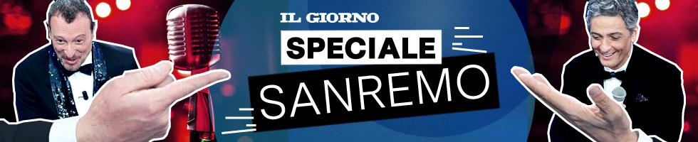 Sanremo: divieto di assembramenti e di sostare davanti al Teatro Ariston  - Spettacoli - ilgiorno.it